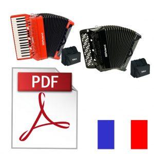 Noice en Francais des FR-4X Roland